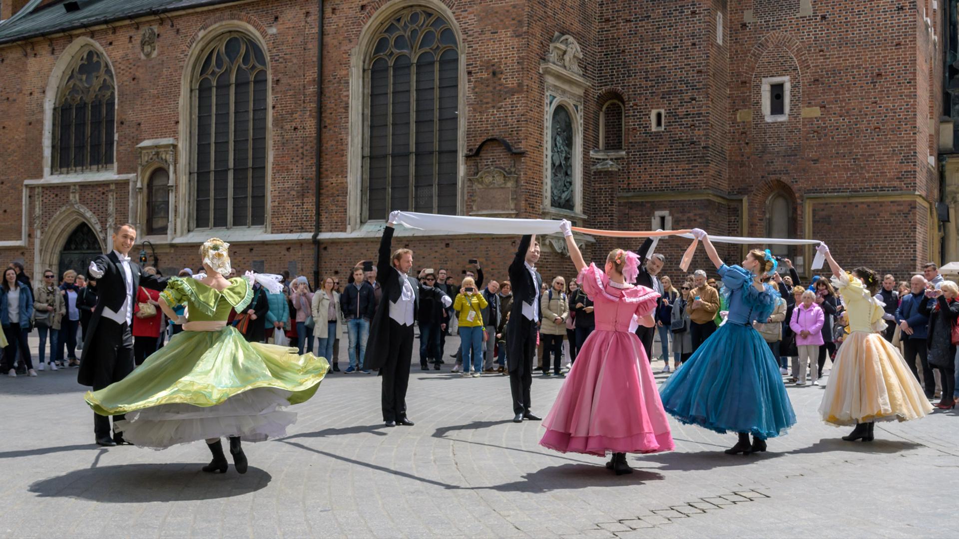 CRACOVIA DANZA. BALLET IN THE CITY EDITION MONIUSZKO 2019