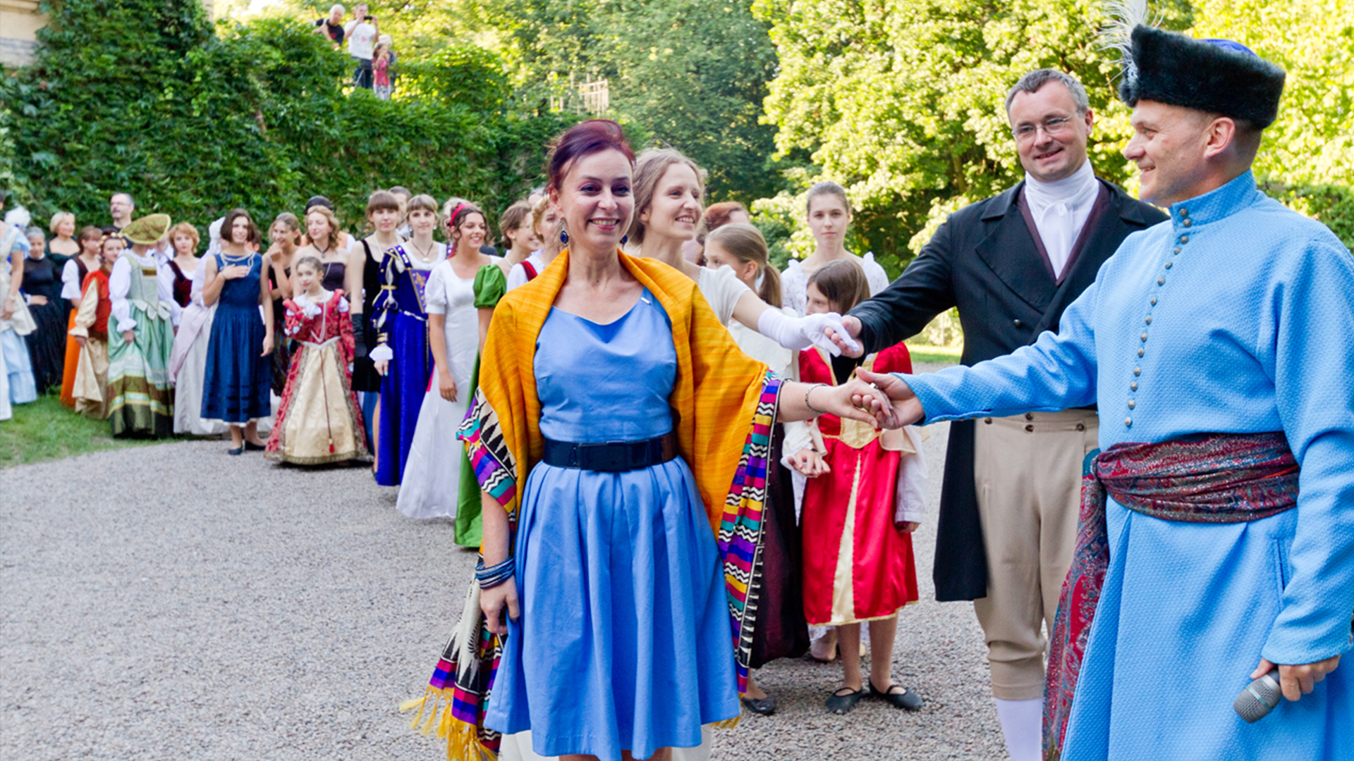 The Summer Ball of Tradition