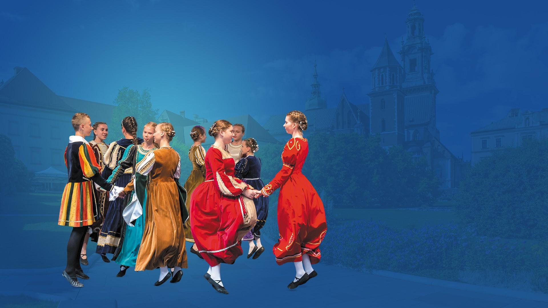 KRAKÓW DANCES AT WAWEL