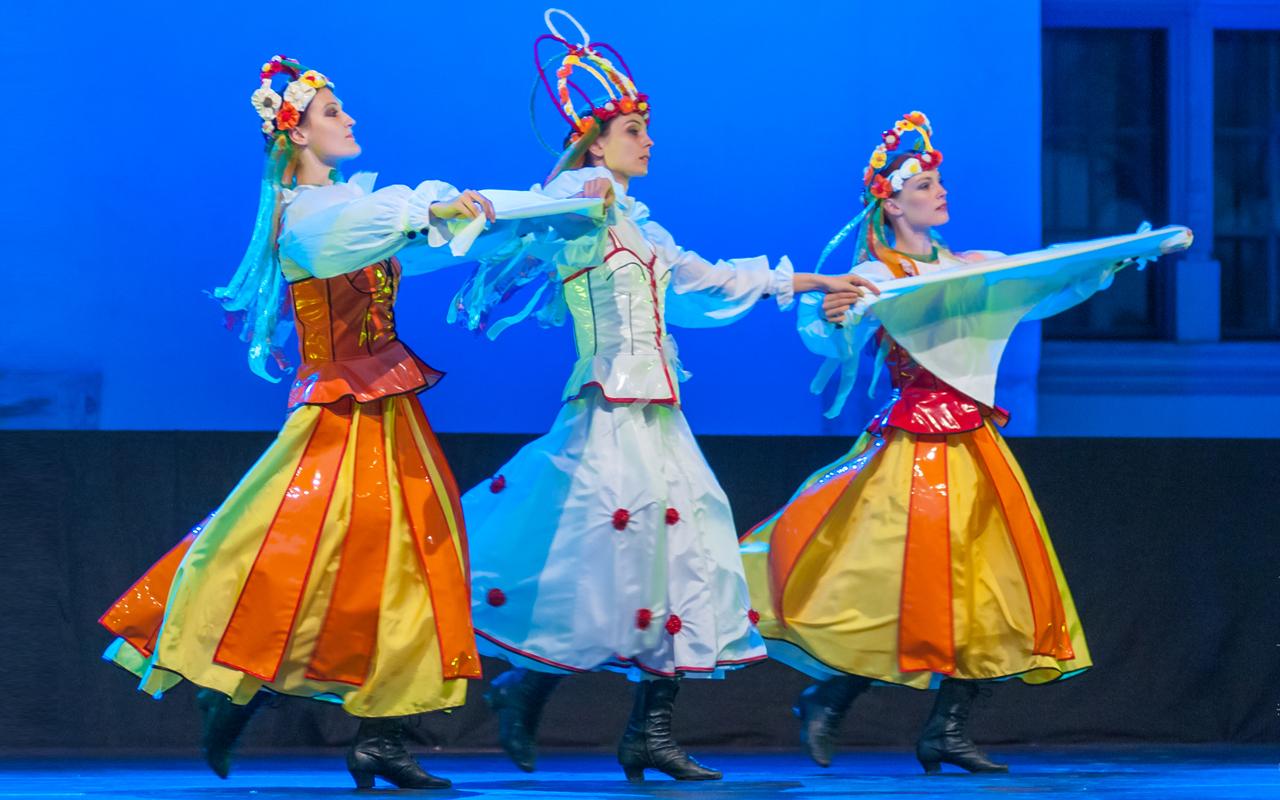 Barwy Polski według Karola Szymanowskiego