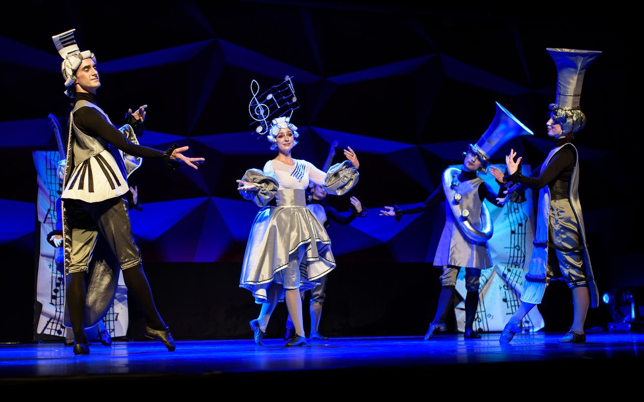 Ballet de la musique