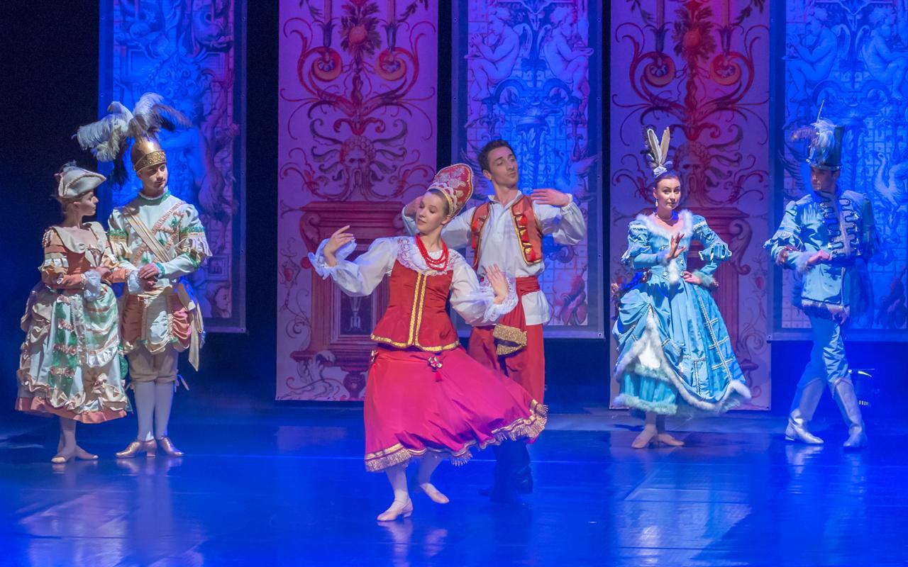 Ballet des nations