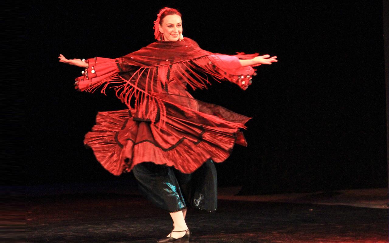 . Ballet des nations, fot. Tomasz Korczyński .