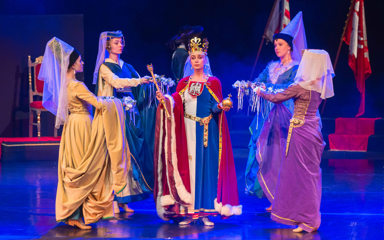 Legenda o Królowej Jadwidze wg L. Rydla
