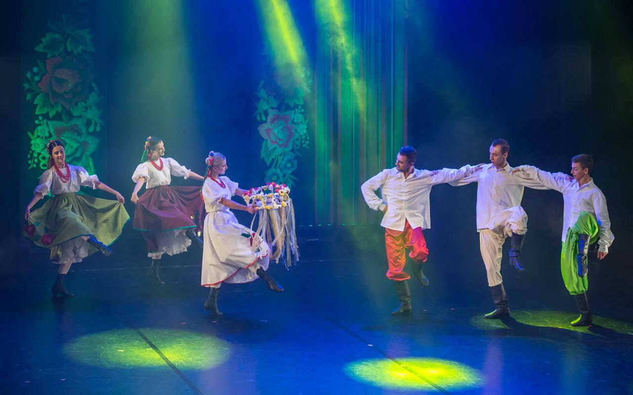Cracovia Danza: dla tańca