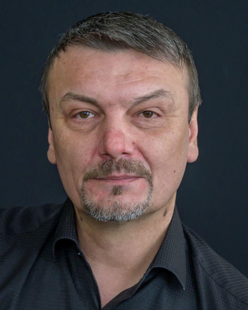 Fotografia osoby Krzysztof Antkowiak