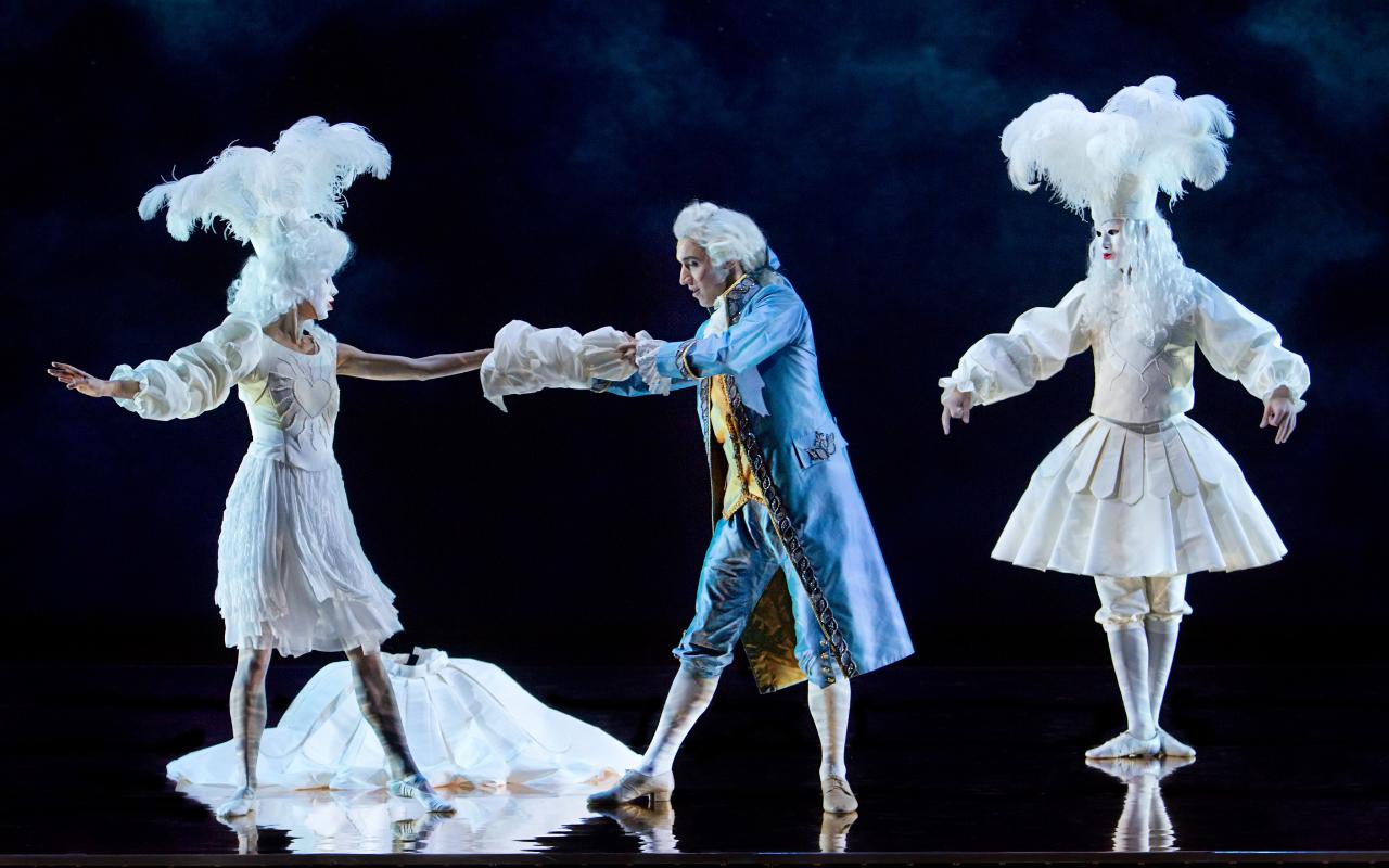 NOVERRE EN ACTION - Dzień Tańca w Polskiej Operze Królewskiej (streaming)