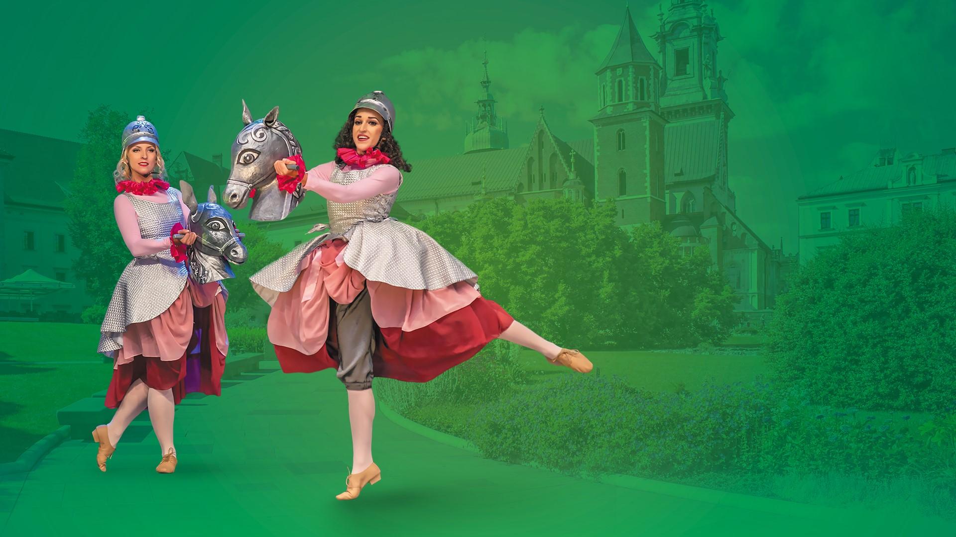22. Cracovia Danza Court Dance Festival 19-31 July 2021, Kraków: Main Market, Wawel, Collegium Maius, Willa Decjusza