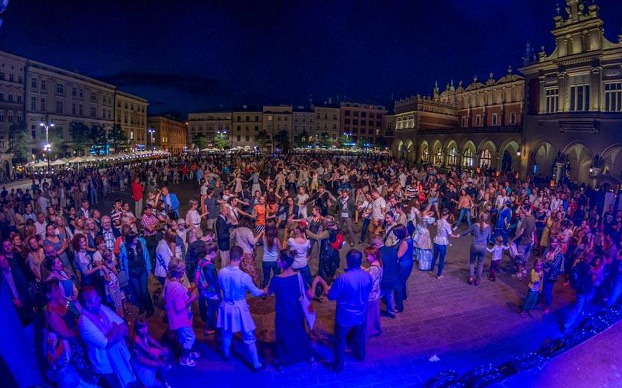 Festiwal Tańców Dworskich Cracovia Danza